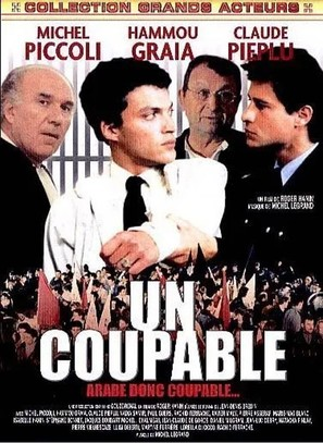 Un coupable - French DVD movie cover (thumbnail)