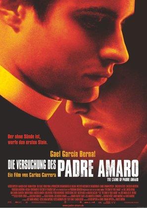 Crimen Del Padre Amaro, El