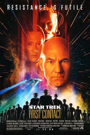 Star Trek: First Contact - Movie Poster (thumbnail)