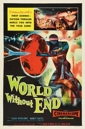 World Without End - Theatrical movie poster (thumbnail)