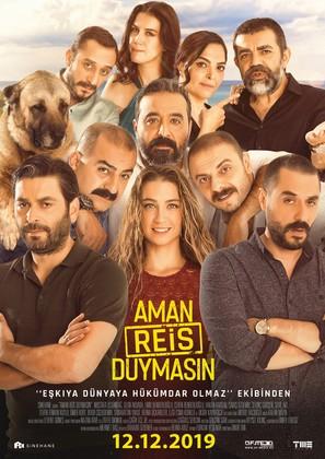 Aman Reis Duymasin - German Movie Poster (thumbnail)