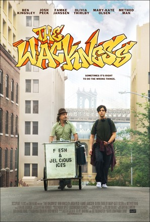 The Wackness - Movie Poster (thumbnail)