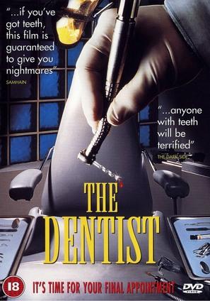The Dentist - British DVD cover (thumbnail)