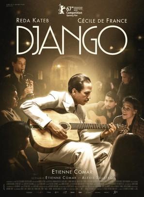 Django - French Movie Poster (thumbnail)