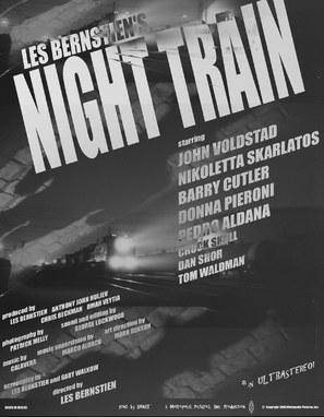 Night Train - Movie Poster (thumbnail)
