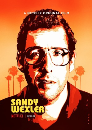 Sandy Wexler - Movie Poster (thumbnail)