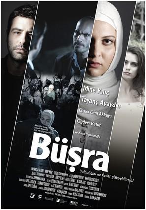 Büsra - Turkish Movie Poster (thumbnail)