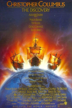 Christopher Columbus: The Discovery - Movie Poster (thumbnail)