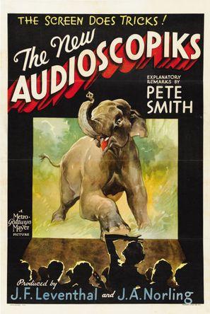 The New Audioscopiks - Movie Poster (thumbnail)