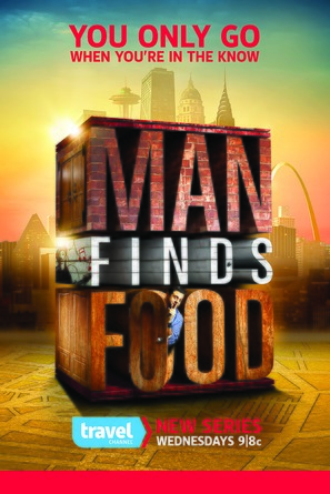 """Man Finds Food"""