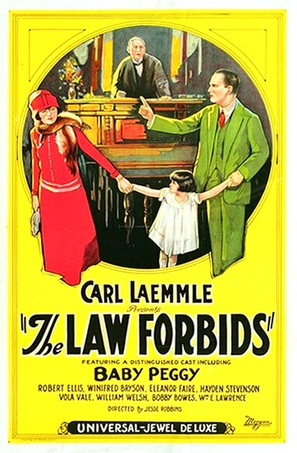 The Law Forbids - Movie Poster (thumbnail)