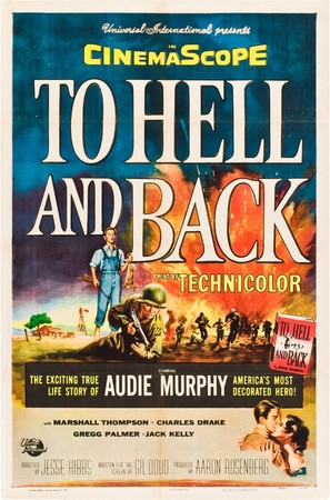 To Hell and Back - Movie Poster (thumbnail)