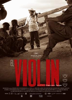El violin - Spanish Movie Poster (thumbnail)