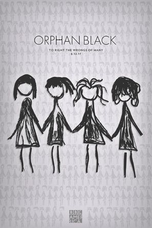 """Orphan Black"" - Movie Poster (thumbnail)"