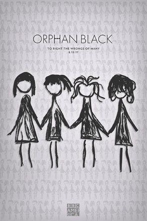 """Orphan Black"" - Movie Poster (thumbnail)"