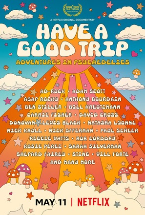 Have a Good Trip: Adventures in Psychedelics - Movie Poster (thumbnail)