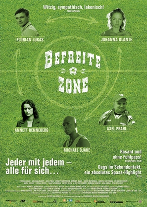 Befreite Zone