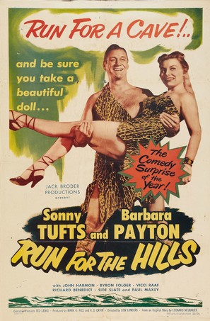 Run for the Hills - Movie Poster (thumbnail)