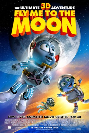 Fly Me to the Moon - Movie Poster (thumbnail)