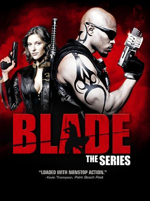"""Blade: The Series"" - Movie Cover (thumbnail)"