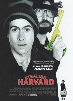 Stealing Harvard - Movie Poster (thumbnail)