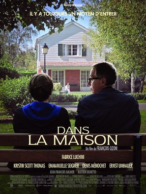 Dans la maison - French Movie Poster (thumbnail)