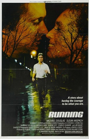 Running - Movie Poster (thumbnail)