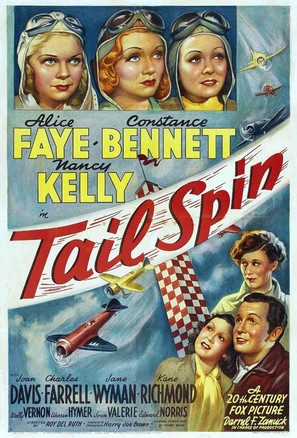 Tail Spin - Movie Poster (thumbnail)