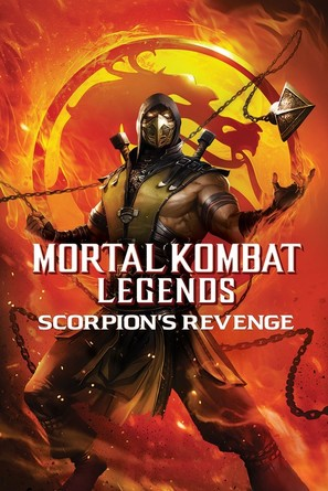 Mortal Kombat Legends: Scorpions Revenge - Movie Poster (thumbnail)