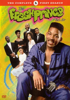 """""""The Fresh Prince of Bel-Air"""" - DVD movie cover (thumbnail)"""