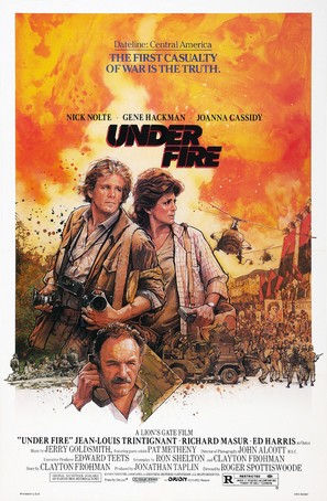 Under Fire - Movie Poster (thumbnail)