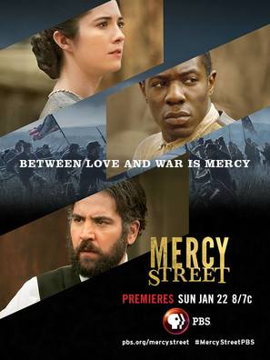 """Mercy Street"" - Movie Poster (thumbnail)"