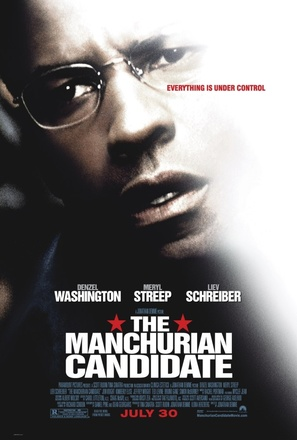 The Manchurian Candidate - Movie Poster (thumbnail)