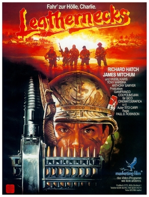 Colli di cuoio - German Video release movie poster (thumbnail)
