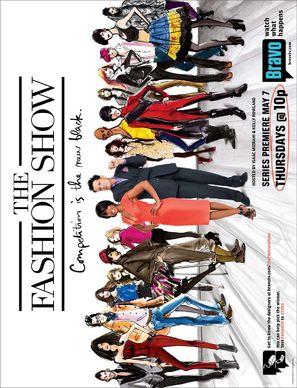 """The Fashion Show"" - Movie Poster (thumbnail)"