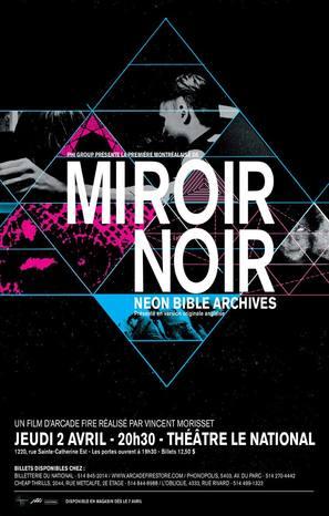 Miroir noir - Canadian Movie Poster (thumbnail)