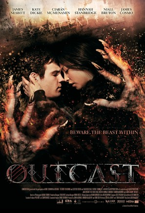 Outcast - British Movie Poster (thumbnail)
