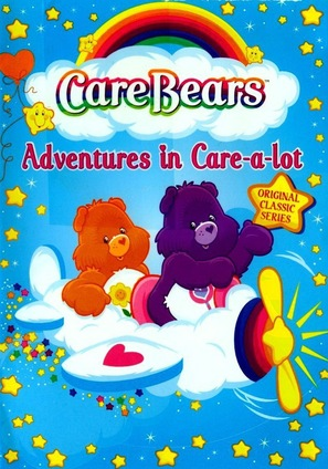 """Care Bears: Adventures in Care-A-Lot"" - Movie Cover (thumbnail)"