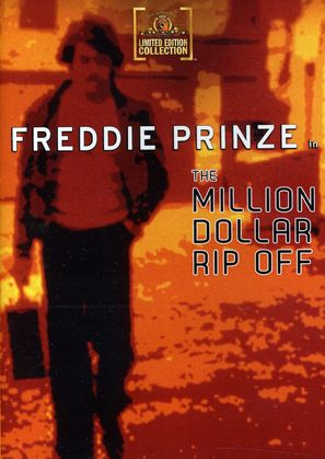 The Million Dollar Rip-Off - DVD movie cover (thumbnail)