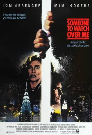 Someone to Watch Over Me - Movie Poster (thumbnail)