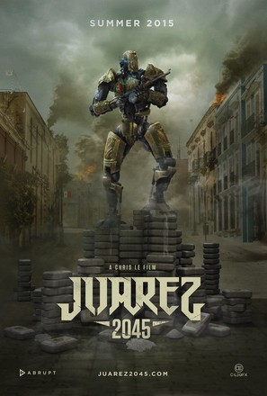 Juarez 2045 - Movie Poster (thumbnail)