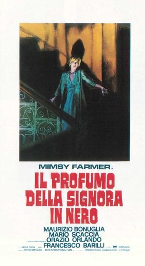 Il profumo della signora in nero - Italian Movie Poster (thumbnail)