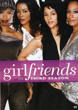 """Girlfriends"" - DVD movie cover (thumbnail)"