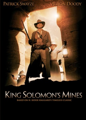"""King Solomon's Mines"" - Movie Poster (thumbnail)"