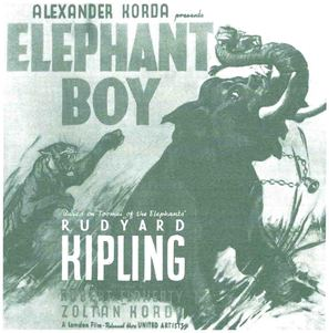 Elephant Boy - Movie Poster (thumbnail)