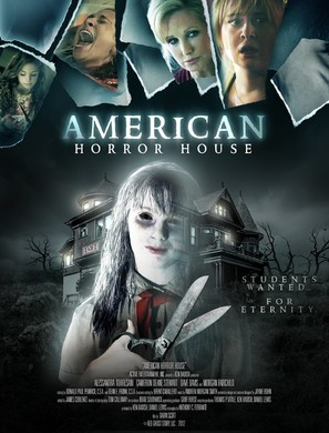American Horror House - Movie Poster (thumbnail)