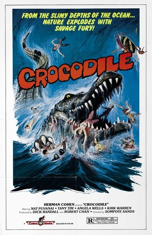 Crocodile - Movie Poster (thumbnail)
