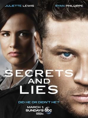 """Secrets & Lies"" - Movie Poster (thumbnail)"