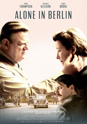 Alone in Berlin - British Movie Poster (thumbnail)