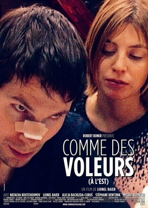 Comme des voleurs - French Movie Poster (thumbnail)